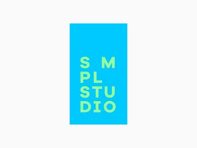 SMPL Studio branding logo