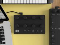 Ableton Concept: Rack Controller