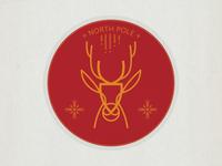 Reindeer badge - challenge (1/7)