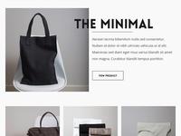 Berdine bags - new website