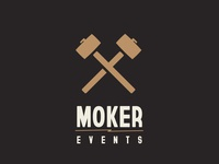 Logo for a friends' event agency startup