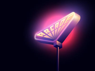 Arcade - Stranger Things