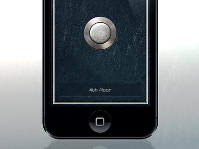 Doorbell app app doorbell texture iphone floor bell metal wall button ring door house office