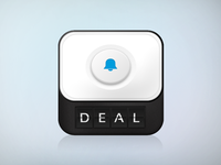 Deal Alarm iOS icon