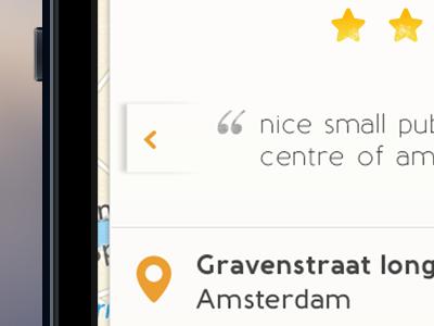 """unnamed"" iOS App - Details lokoj ios app details rating location map swipe quote"