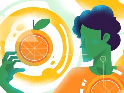 Augmented Orange