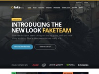 Esports Team Site