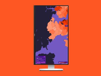 Rental Heatmap