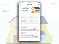 Home Loan Details Page