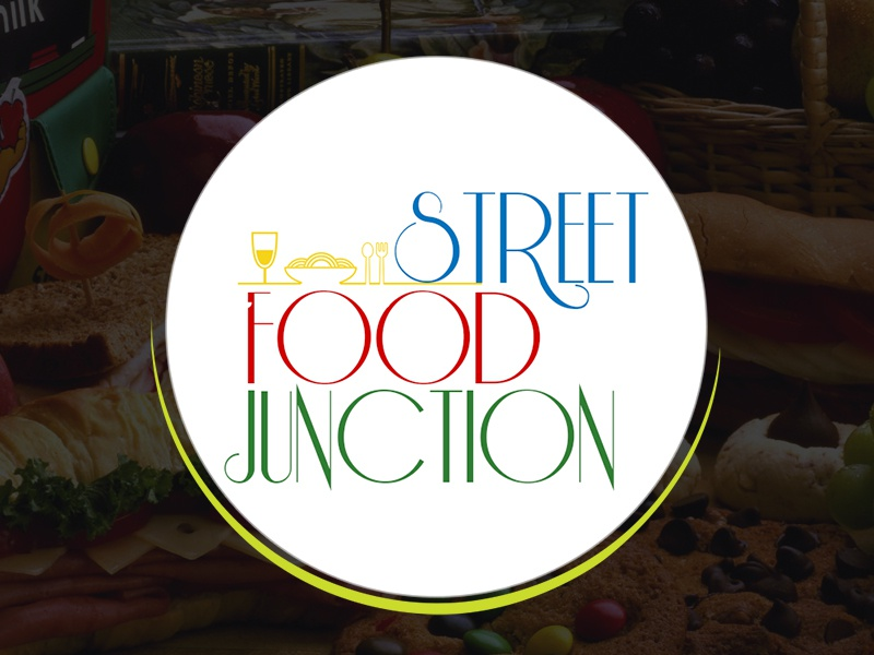 Street Food Junction Logo