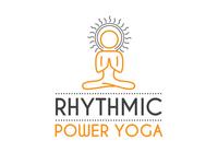 Rhythmic Power Yoga : EngineerBabu rhythmic meditation yoga power branding ux ui online graphics design logo creattive