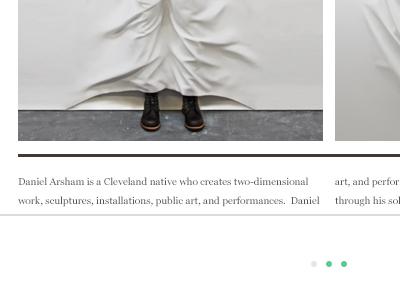 SQSP Landing Page landing page web design art squarespace