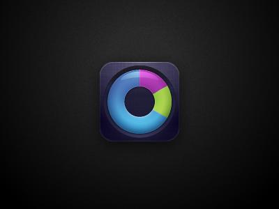 App Icon icon iphone donut