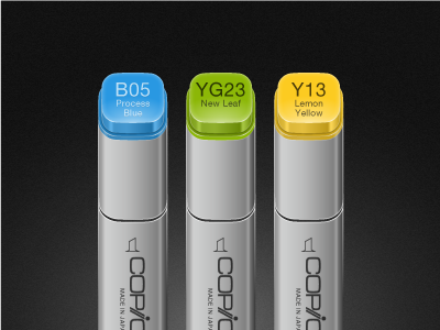 Marker refined marker pen