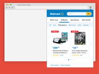 Walmart's Chrome Plugin