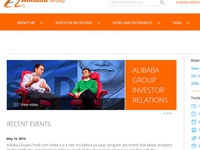 Investor Relations designs