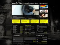 Soulmixx Homepage