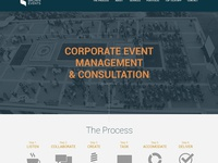 Sara Brown Events site