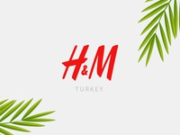 H&M Turkey Digital Concept Design / UX & UI