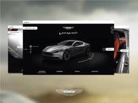 Aston Martin   Configurator Redesign