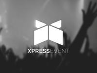XpressEvent   Brand identity & Website