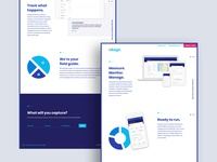 Okapi Website Design