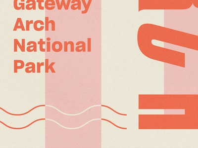 Type Hike Poster Detail Pt. 2 vector typography design