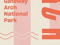 Type Hike Poster Detail Pt. 2
