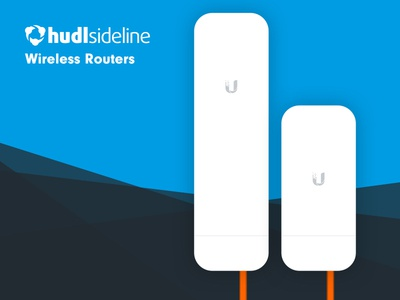 Hudl Sideline Wireless Routers