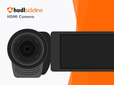 Hudl Sideline Camera Small