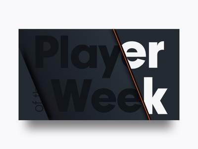 Hudl Player of the Week