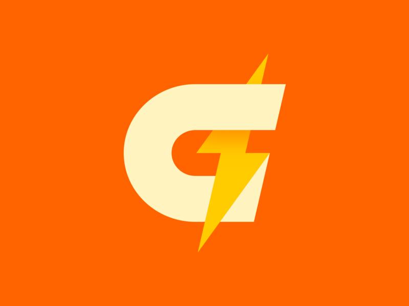 Gatorade branding design portugal logo bruno silva