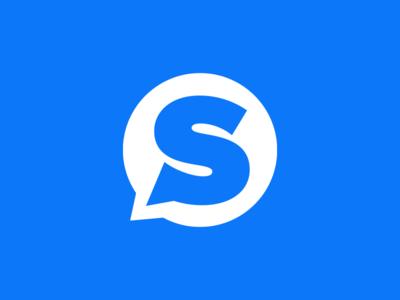 Shoutabout mark symbol mark logotype logo letterform identity design