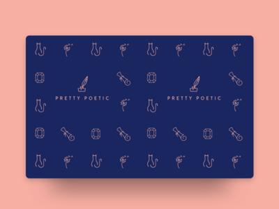 Branding icons illustration logo identity branding