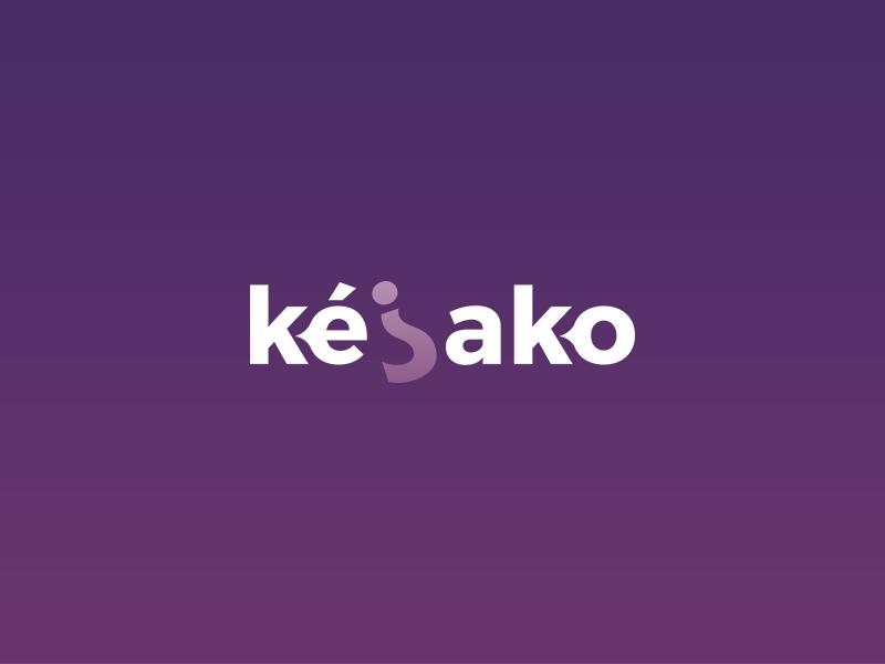 Logo Kesako app purple logo kesako