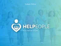 "Logo for ""Helpeople Foundation"""