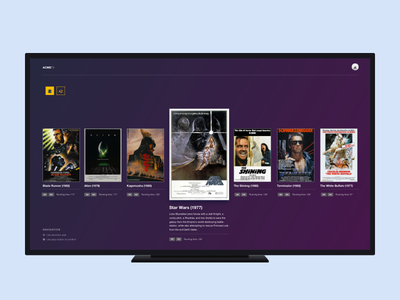 Tv On Demand—UI Weekly Challenges-Season 02 challenge movie list ui tv