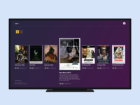 Tv On Demand—UI Weekly Challenges-Season 02