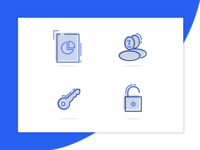 Clokke - feature icons