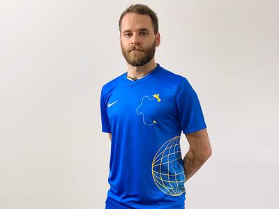 Mono Sports branding print t-shirt sport