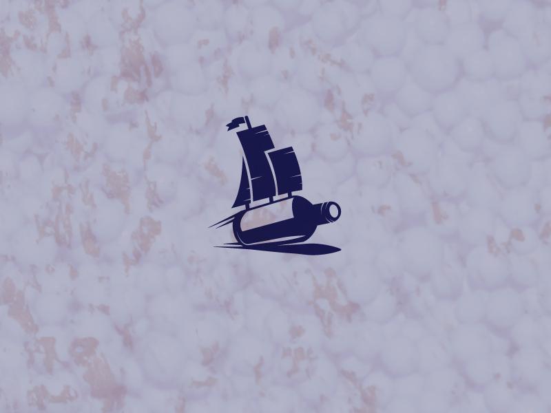Liqueur drink liqueur bottle logo