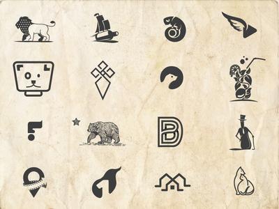 Logofolio 2016 so far