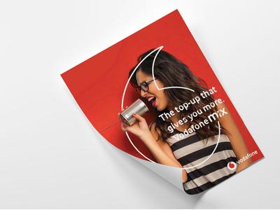 Vodafone Leaflet