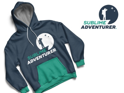 Sublime Adventurer Logo Design branding logo