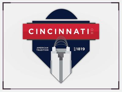 Cincinnati, an American Tradition cincinnati illustration
