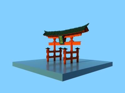 Torii Shrine