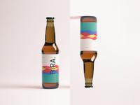 Beer Sticker Design