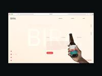 Bira UI Design