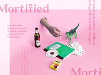 Mortified Pink