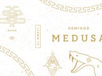 Medusa Pieces